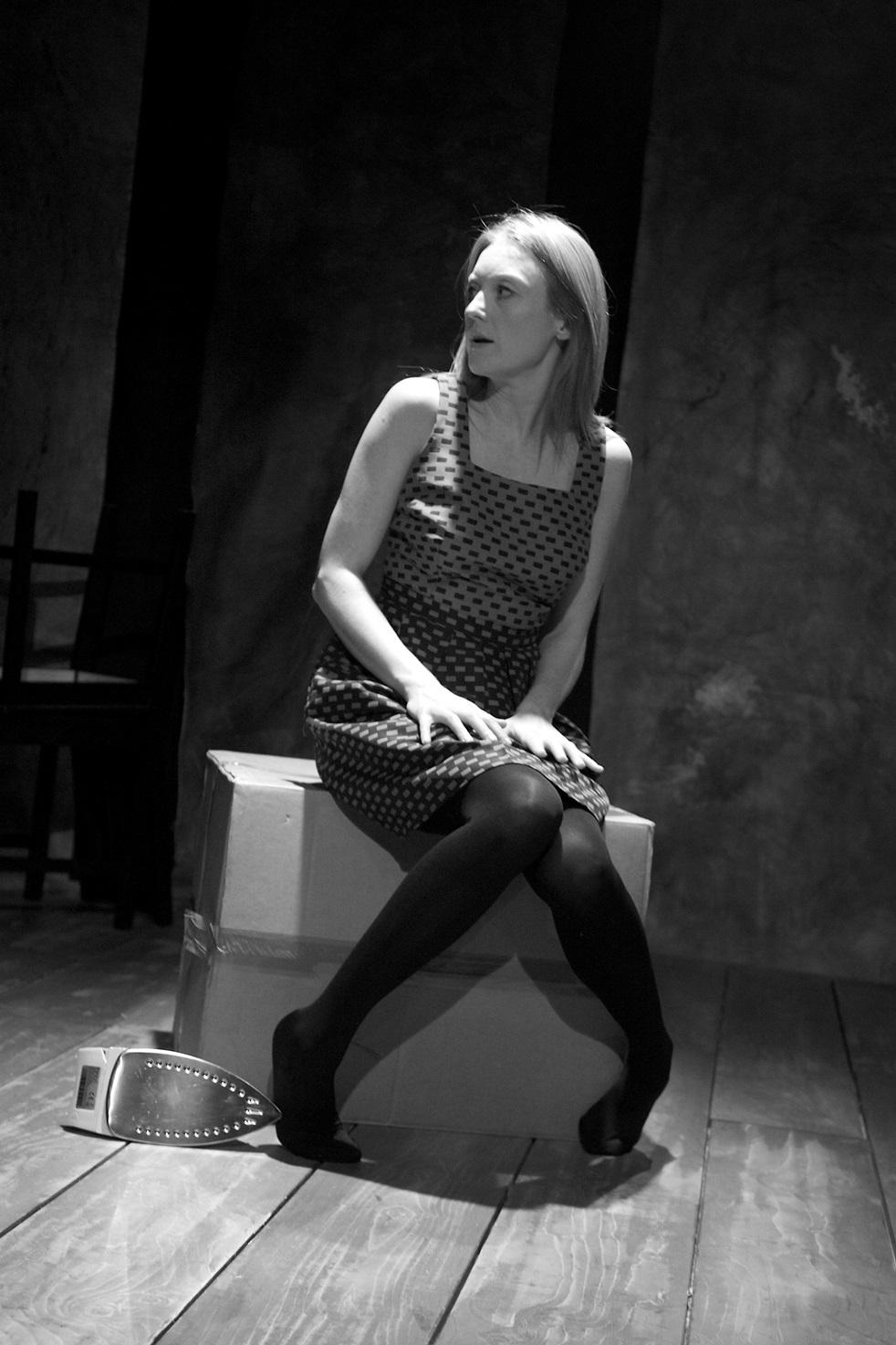 Actress: Tilly Gaunt Photograph:  stageshotslondon@gmail.com