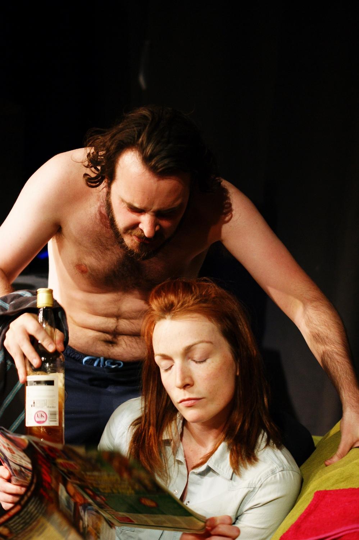 Actors: David Hayler & Kirsty Besterman