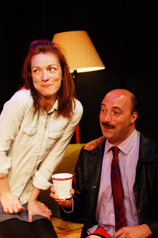 Actors: Kirsty Besterman & Ben Mars