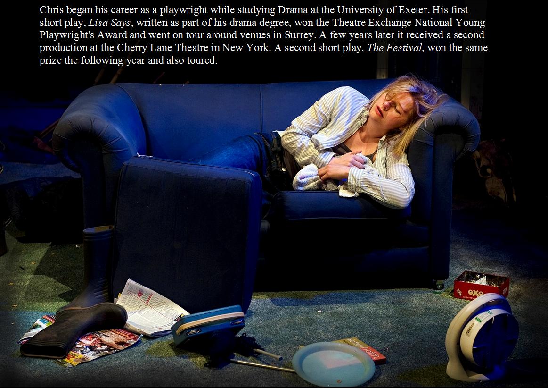 Actress: Matti Houghton