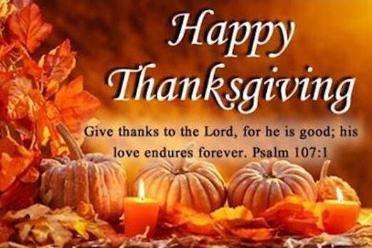 Thanksgiving Dinner - Thursday, November 28, 20193:00 - 9:00 P.M. EST