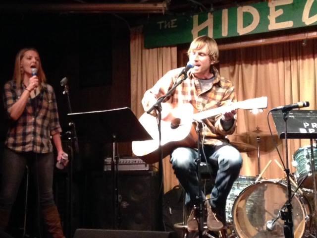 Hideout:  Farmer Talent Show