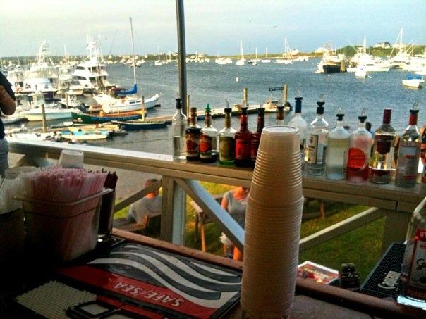 The Oar, New Harbor, Lunch&Dinner