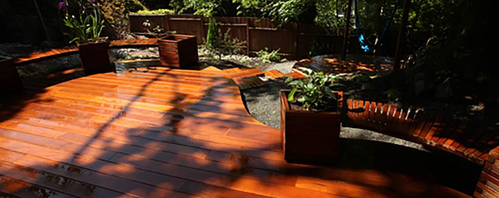 Build Decks and Patios