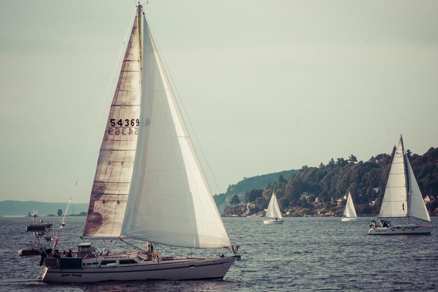 Sailing, Seattle WA