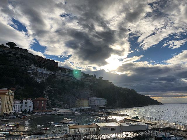 A Sorrento afternoon