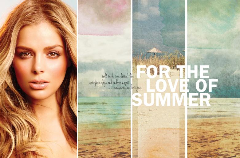Murale Summer 2014 Window Display Hanging Posters:104 x 84