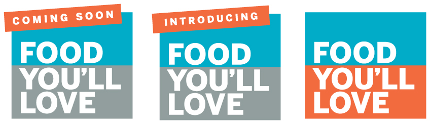 Shoppers Drug Mart Loblaws Food Launch:  Food You'll Love Logos: Pre_Opening, Grand Opening & Post Grand Opening