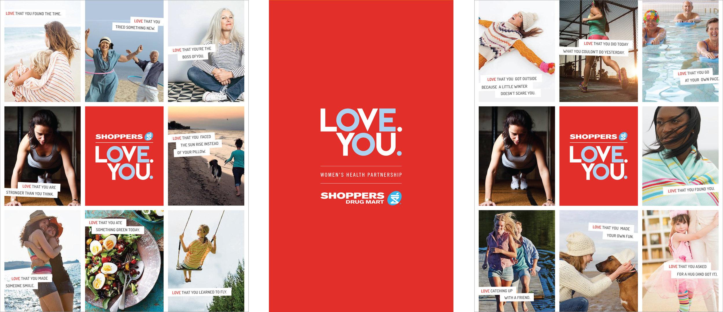 Shoppers Drug Mart Enviro Bag: 11 x 18.8 x 8