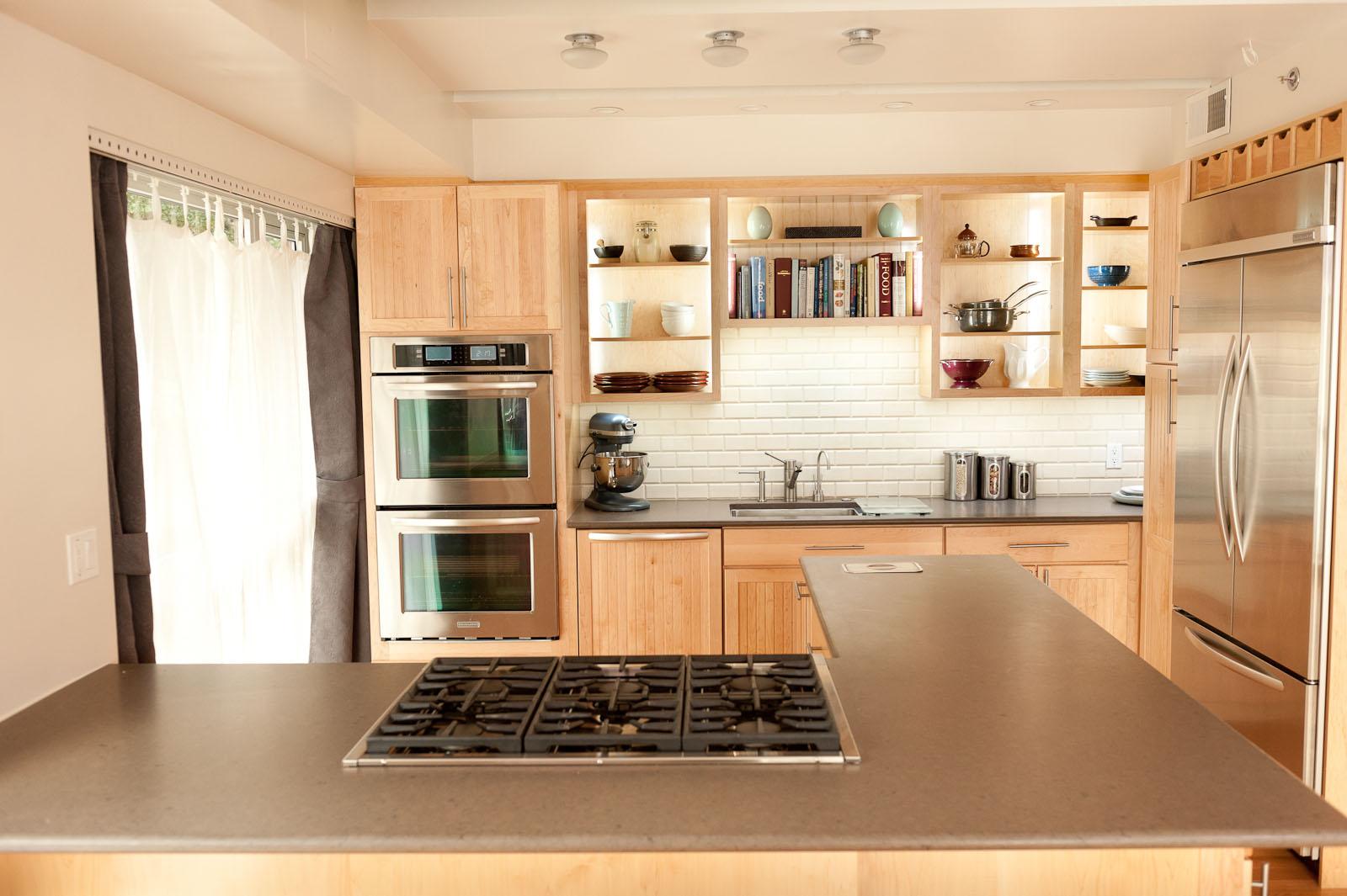 Silestone Grey Amazon countertops