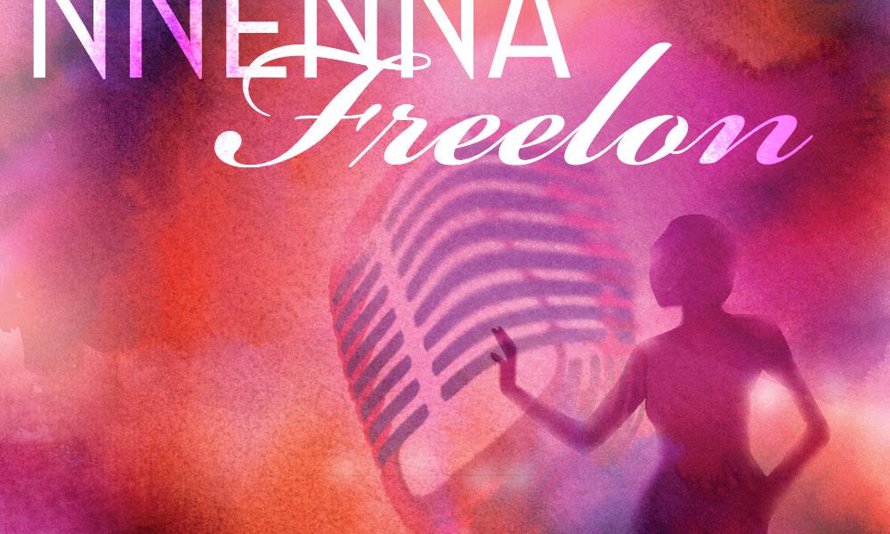 Nnenna Freelon Jazz Poster