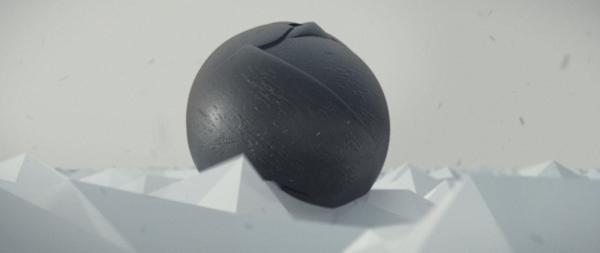 Quality motion design for netlabel music: Perpetual Beta: Mikhail Sedov