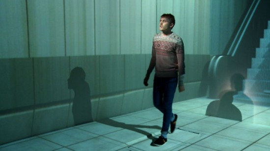 Projection based music video: Willow: Sweater: Filip Sterckx