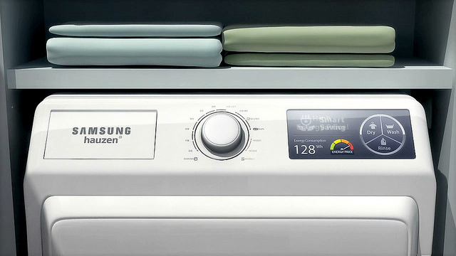 Energy smart appliances: A glance to the immediate future: Samsung