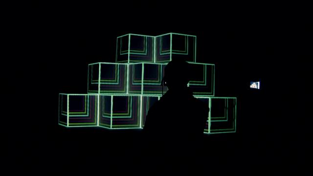 Augmented Reality: Projection mapping: Dane Luttik