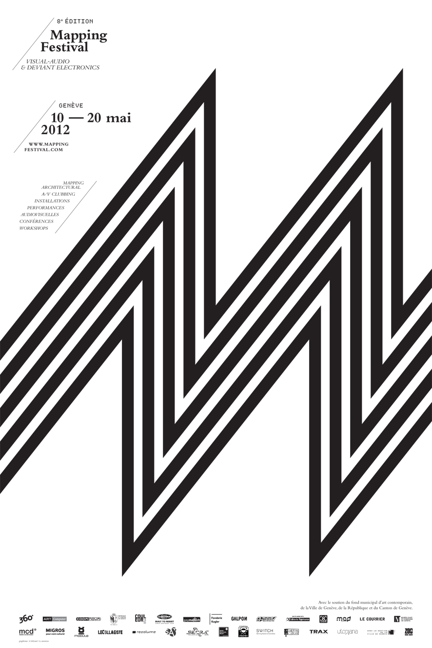 Mapping Festival: Geneve: Switzerland