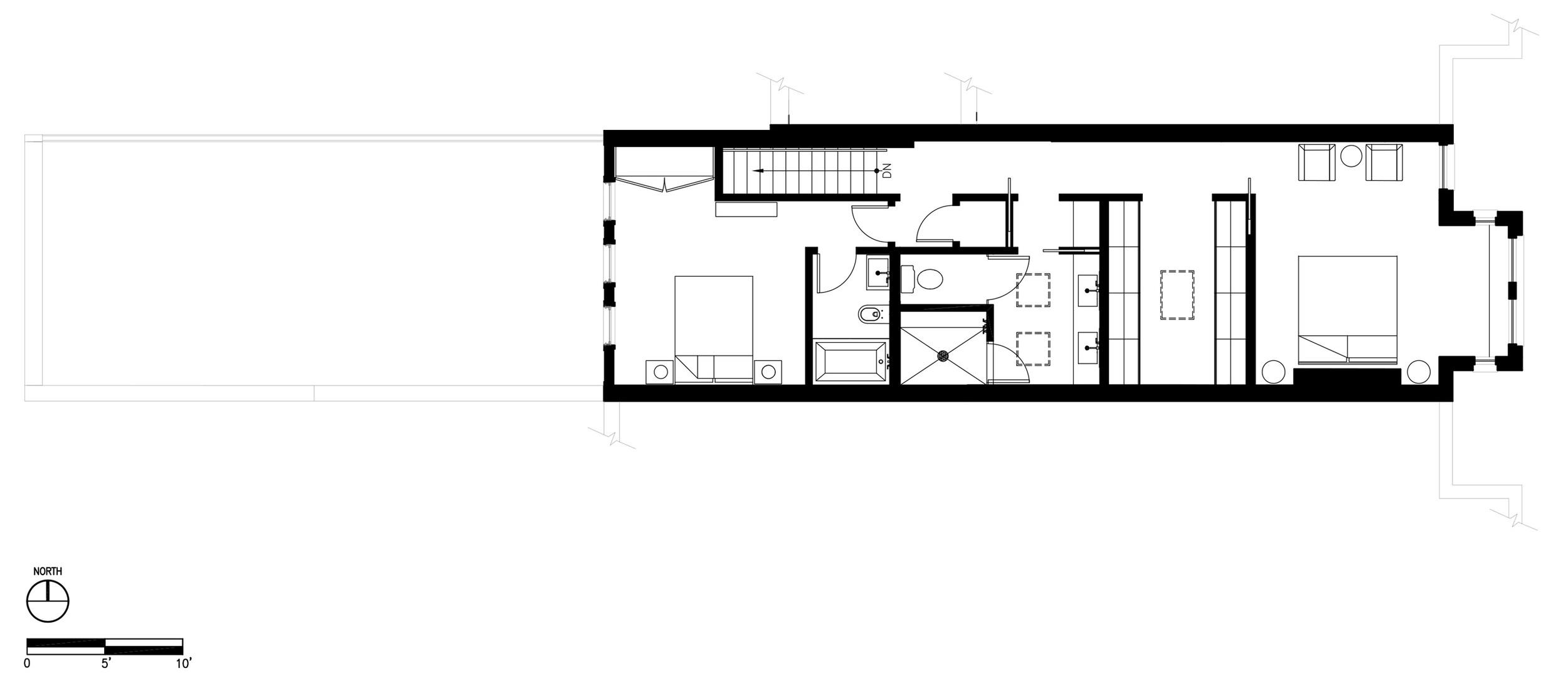 1516 Kingman Place - Second Floor