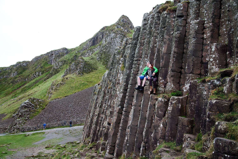 Giant's Causeway, Ulster, Northern Ireland
