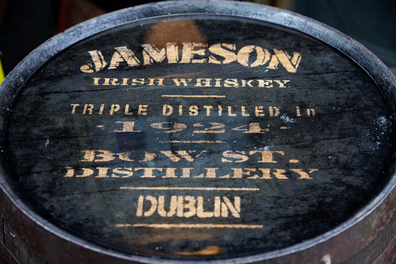 Jameson Whiskey, Dublin