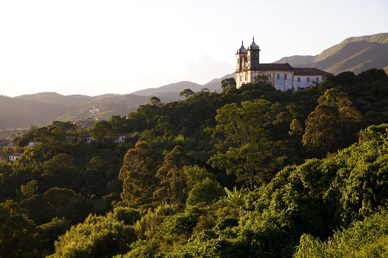 Igreja de São Francisco de Pádua, Ouro Preto