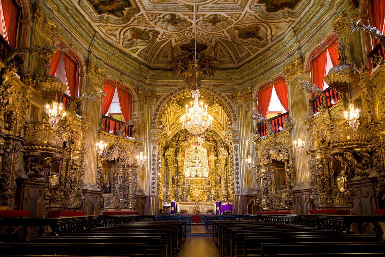 Igreja Matriz de N. Senhora do Pilar, Ouro Preto
