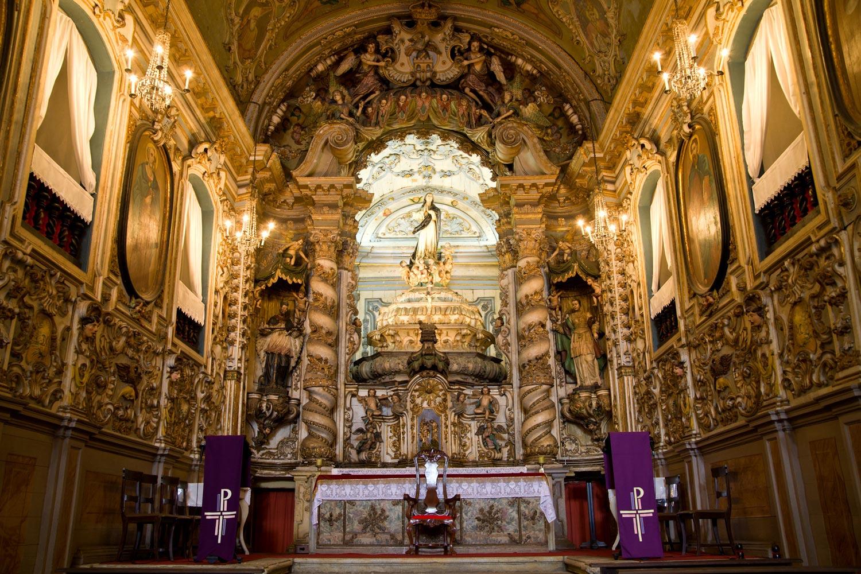 Igreja de N. Senhora do Carmo, Ouro Preto