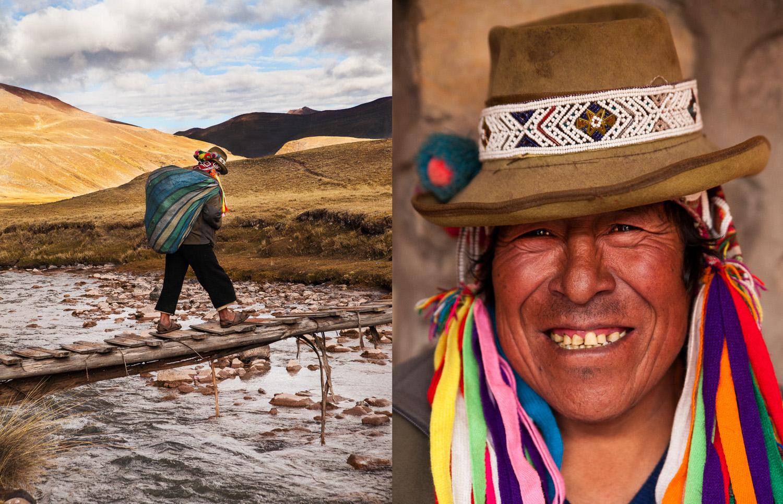 Pio Mamane, Rio Apurímac, Peru