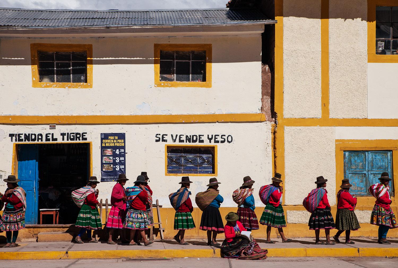 Sicuani, Peru