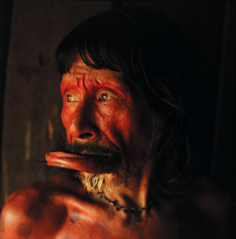 Tapauina Chief, Xingu National Park