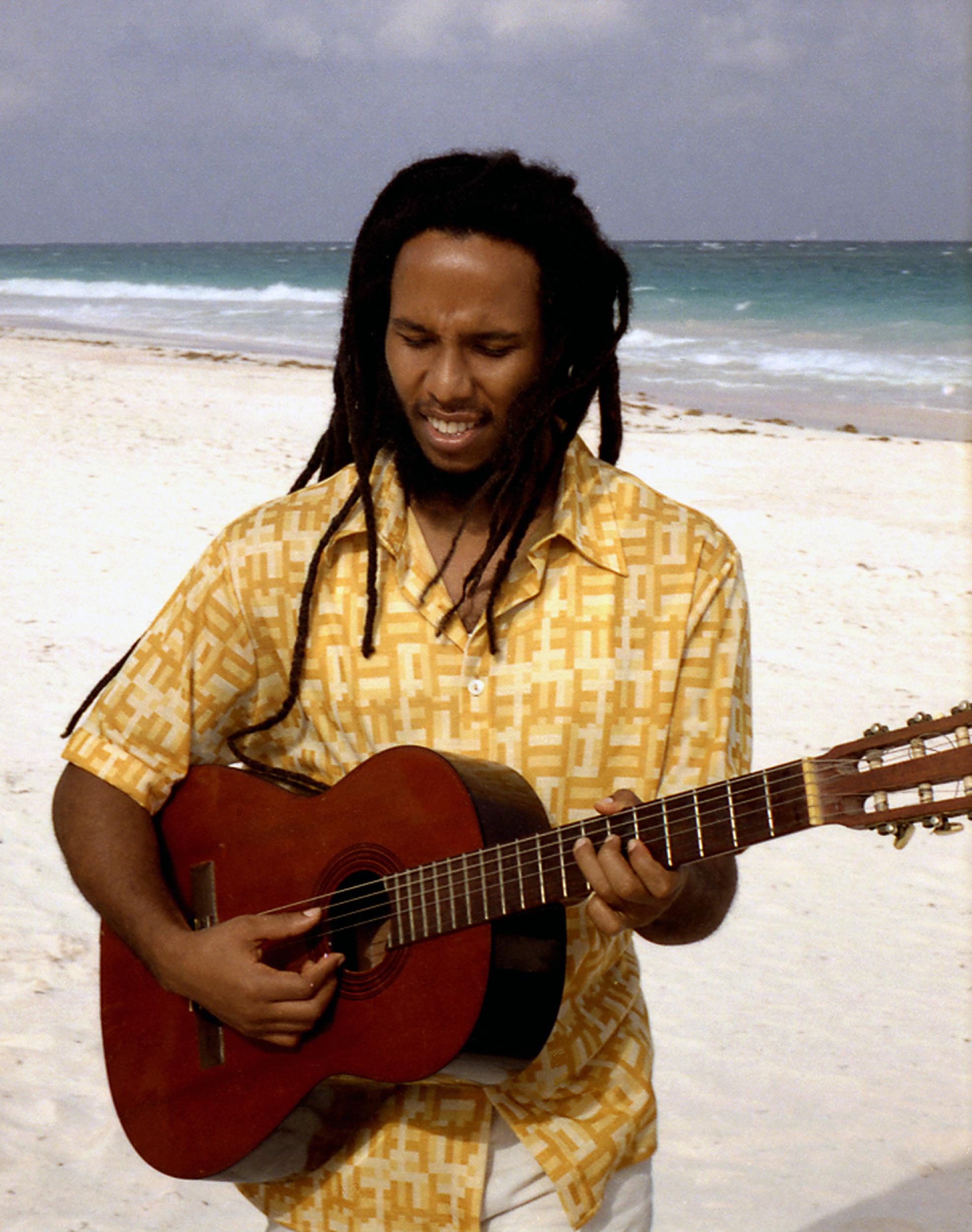 Ziggy Marley, Negril, Jamaica