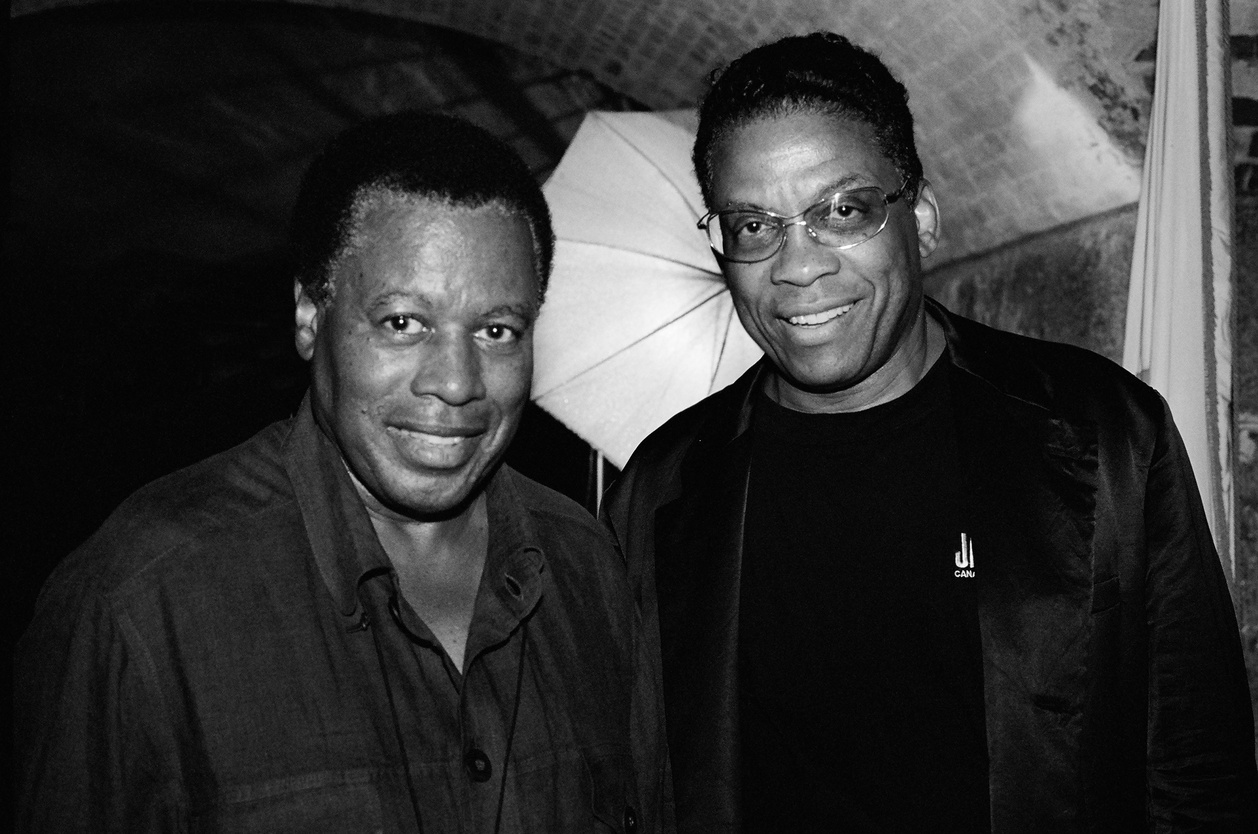 Herbie Hancock and Wayne Shorter, Newport