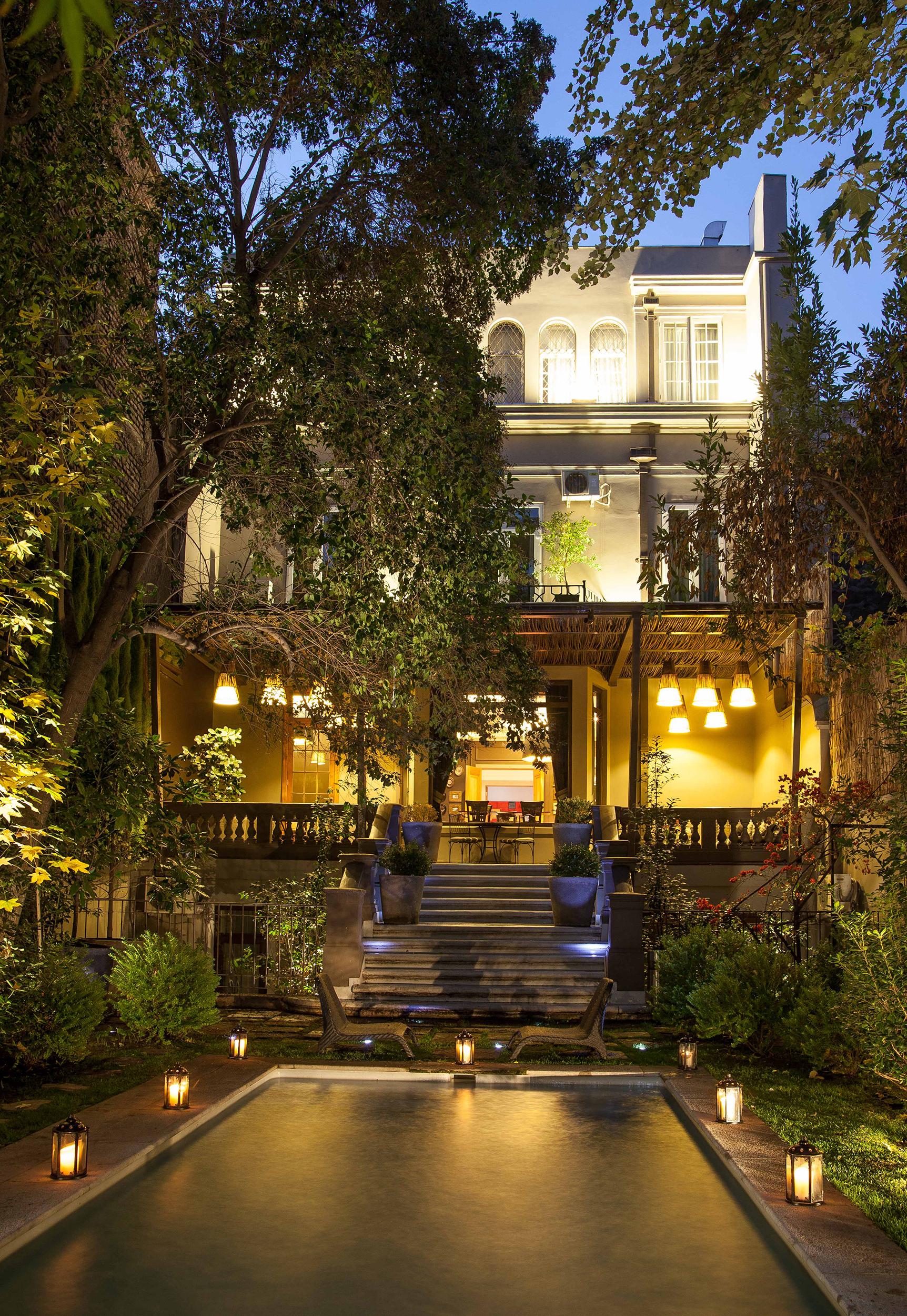 Lastarria Hotel, Santiago