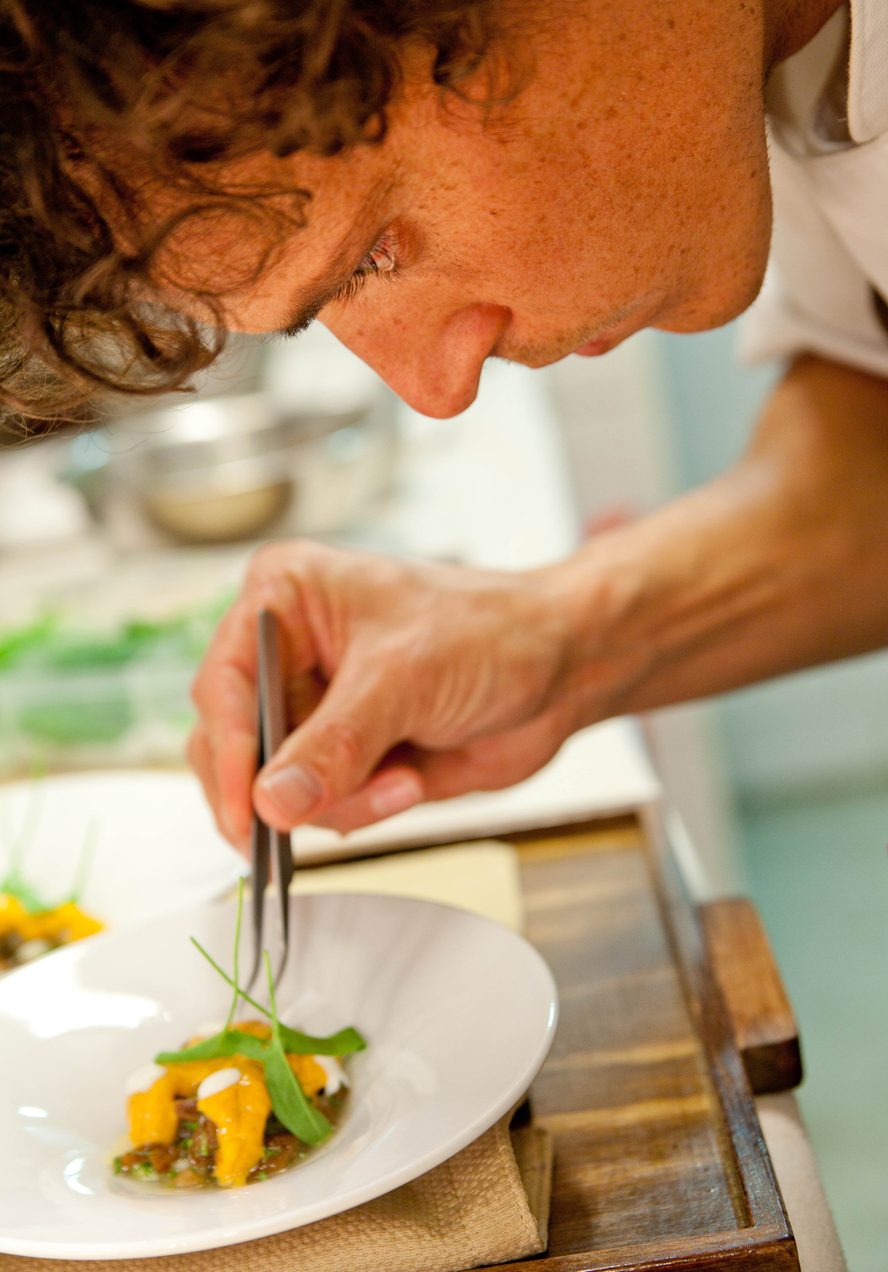 Chef Rodolfo Guzmán, Boragó Restaurant