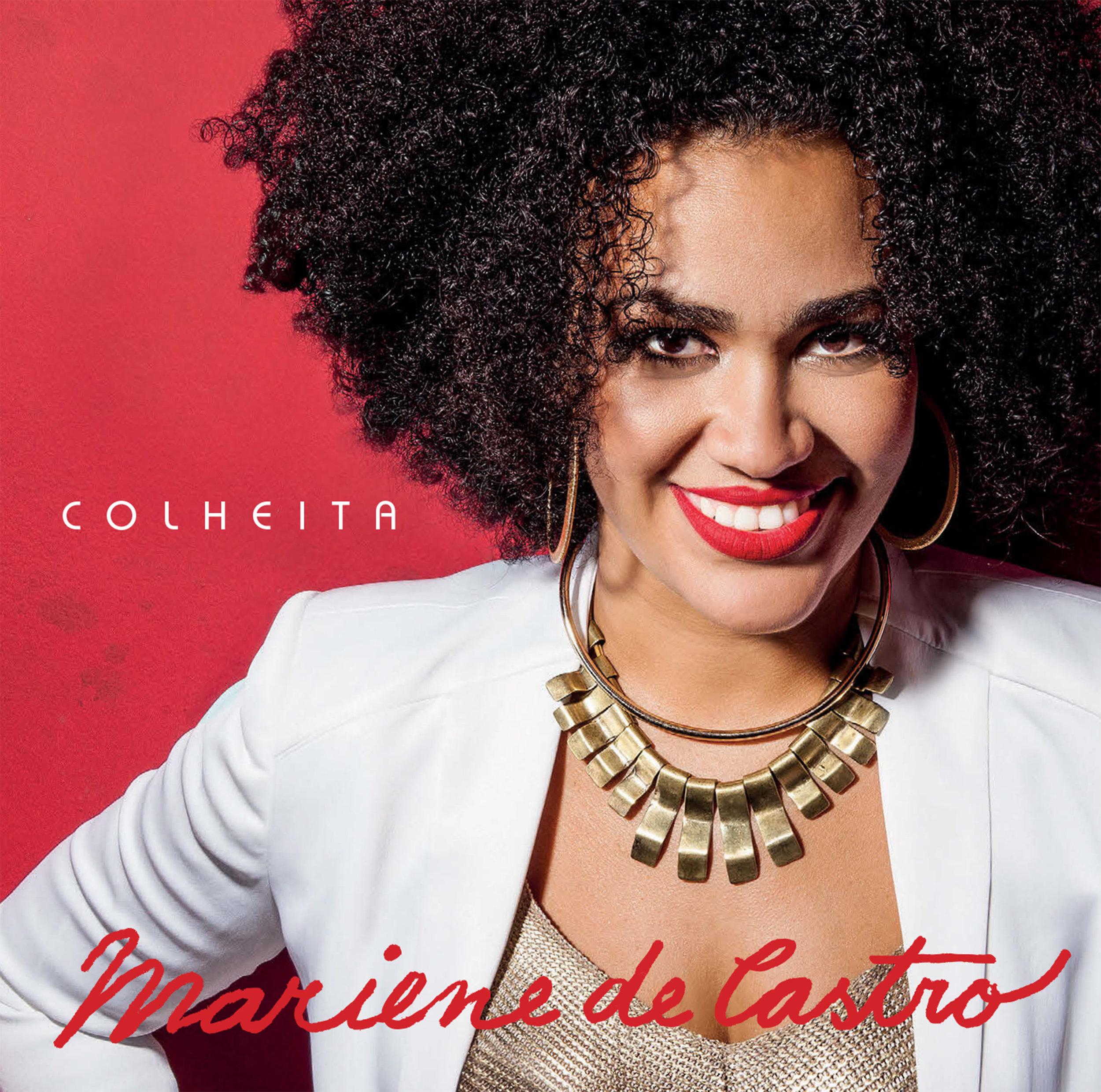 Mariene de Castro, Album cover