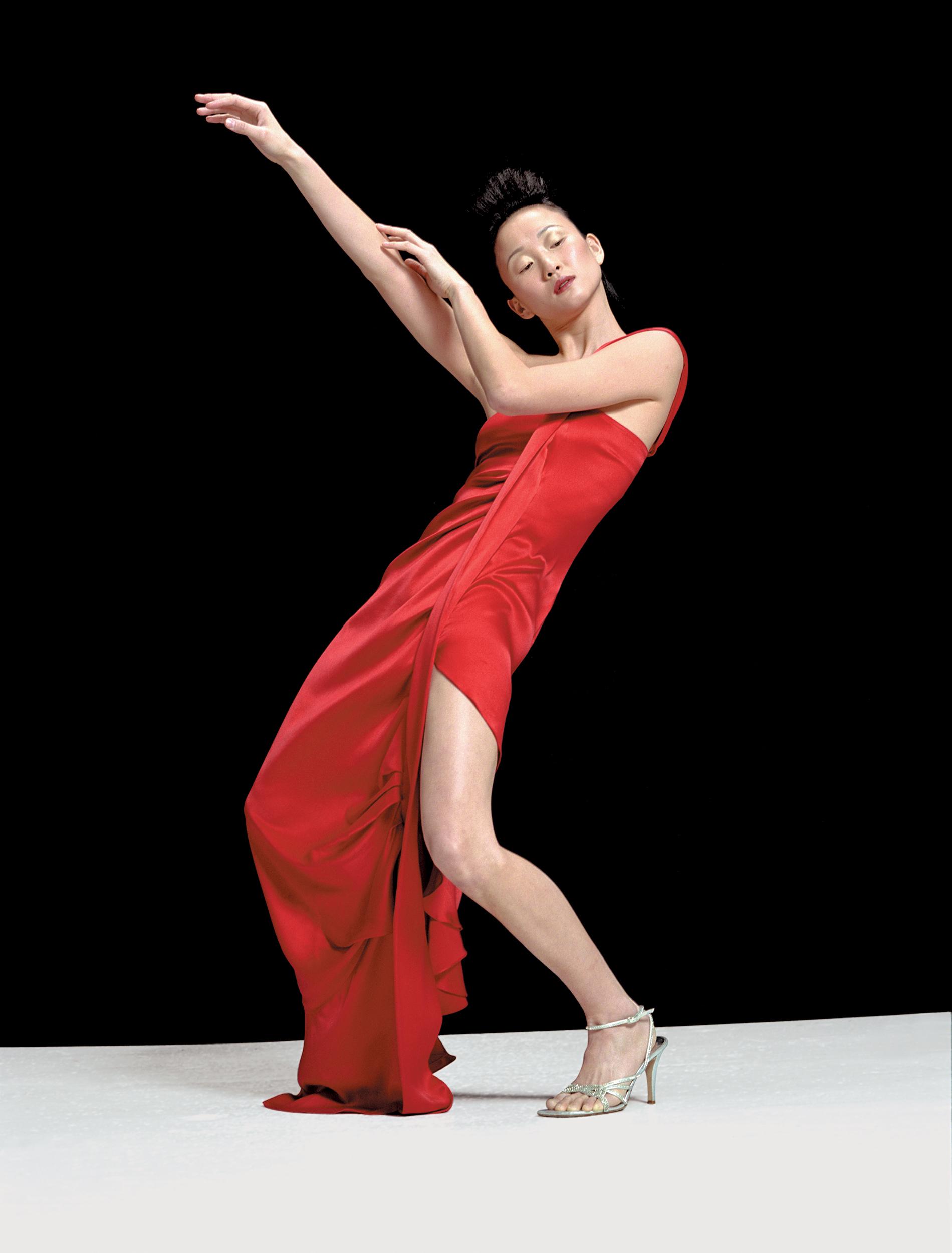 Rika Okamoto, Dancer