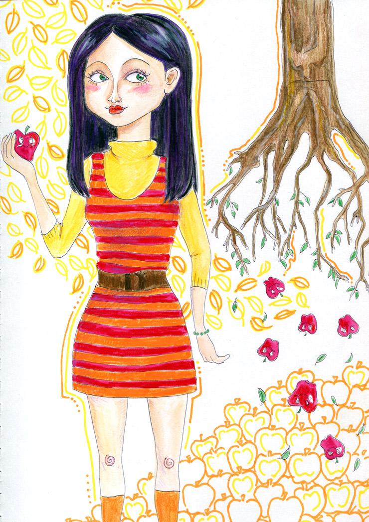 """""""Autumn."""" 2011."""
