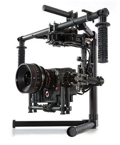 We have added the Movi Pro & Movi M10 to our filmmaking arsenal.  It is capable of carrying large camera packages.  Call or email us for information on using this tool to take your production to the next level.