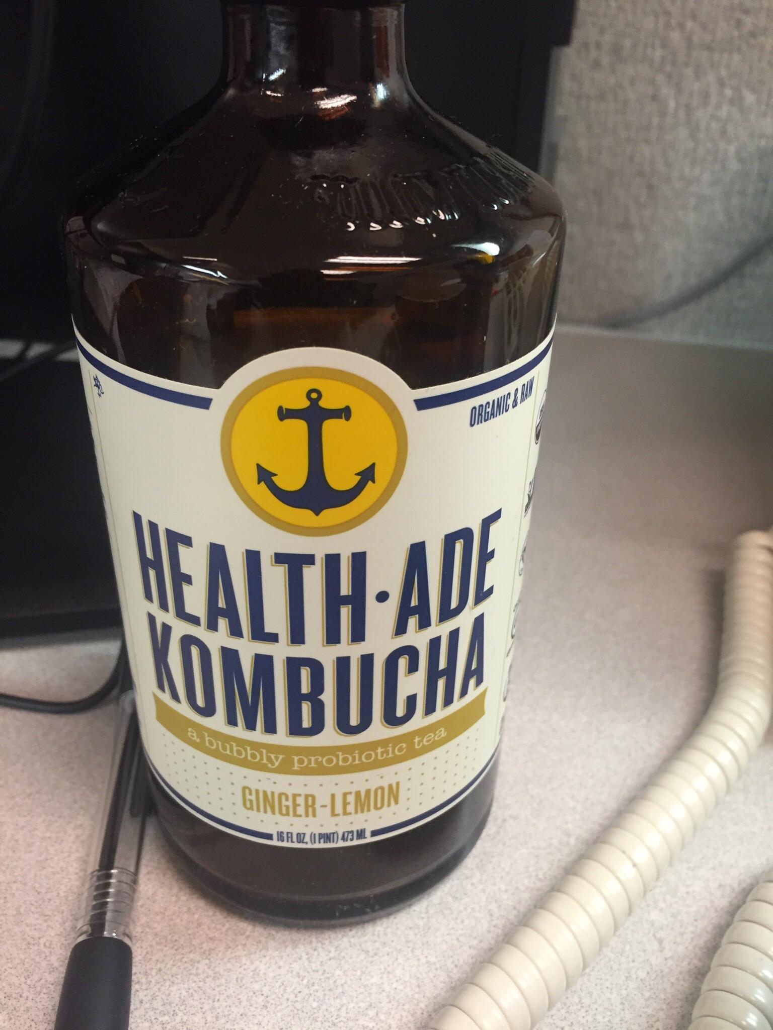 HEALTH-AD KOMBUCHA