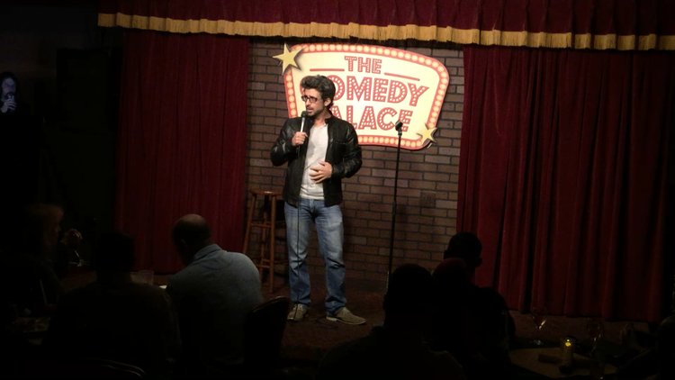 The Comedy Palace in San Diego