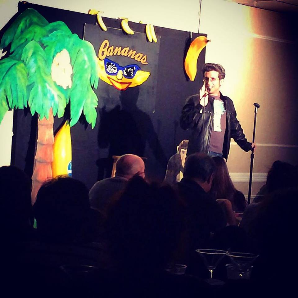 Bananas Comedy Club - Hasbrouck Heights, NJ