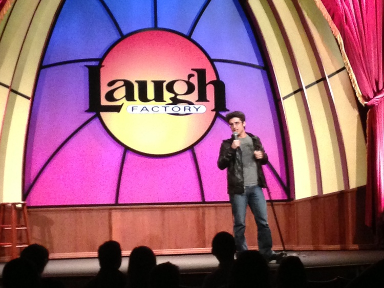 Laugh Factory, Chicago