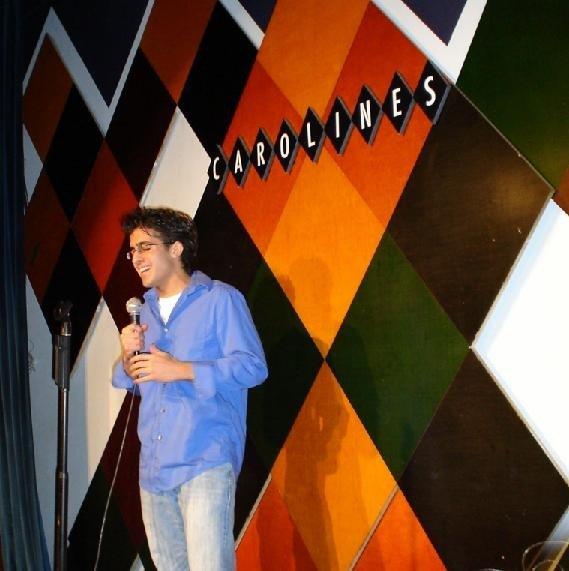 Carolines Comedy Club, NY