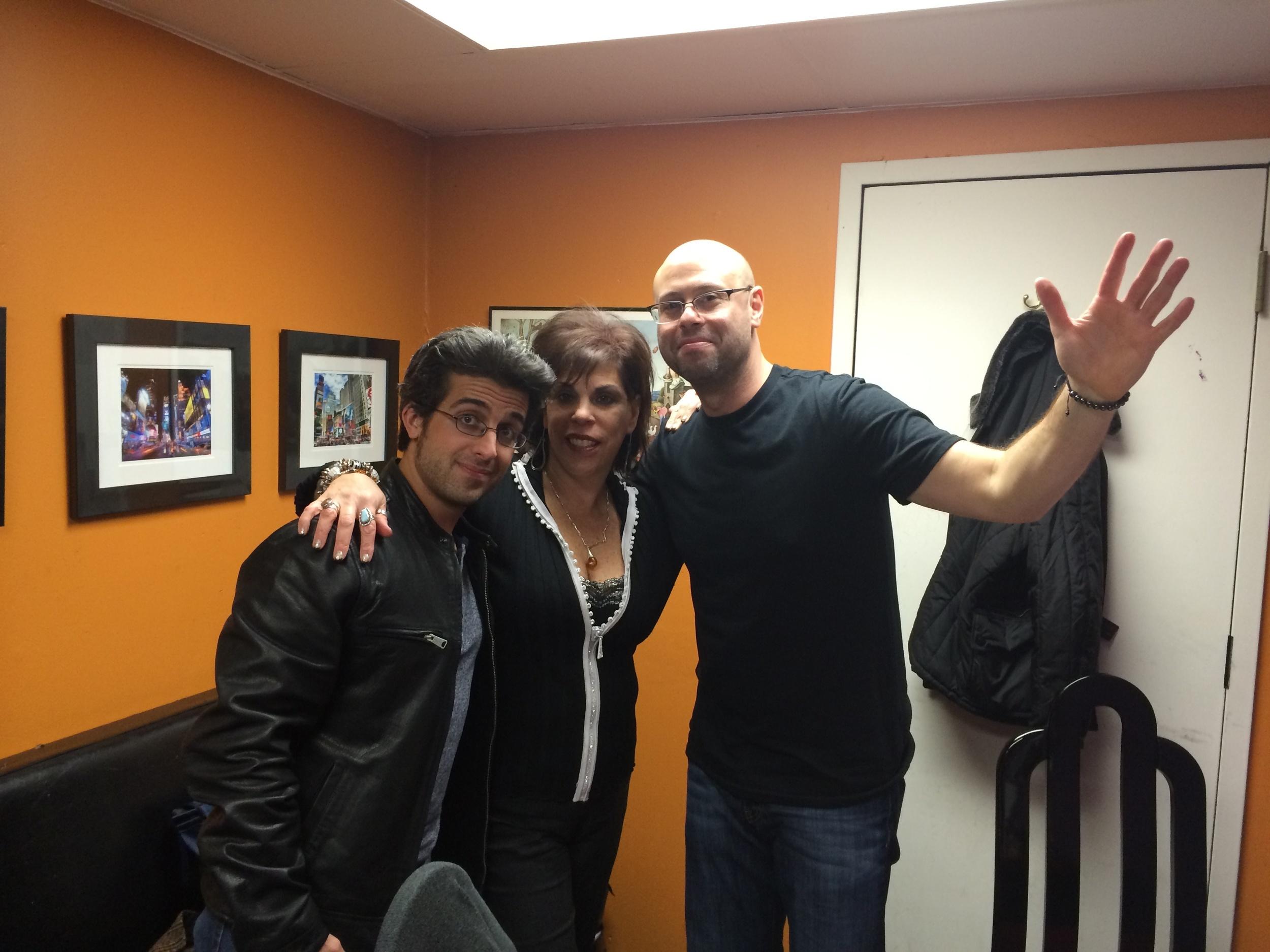 Linda Belt & Jon Fisch