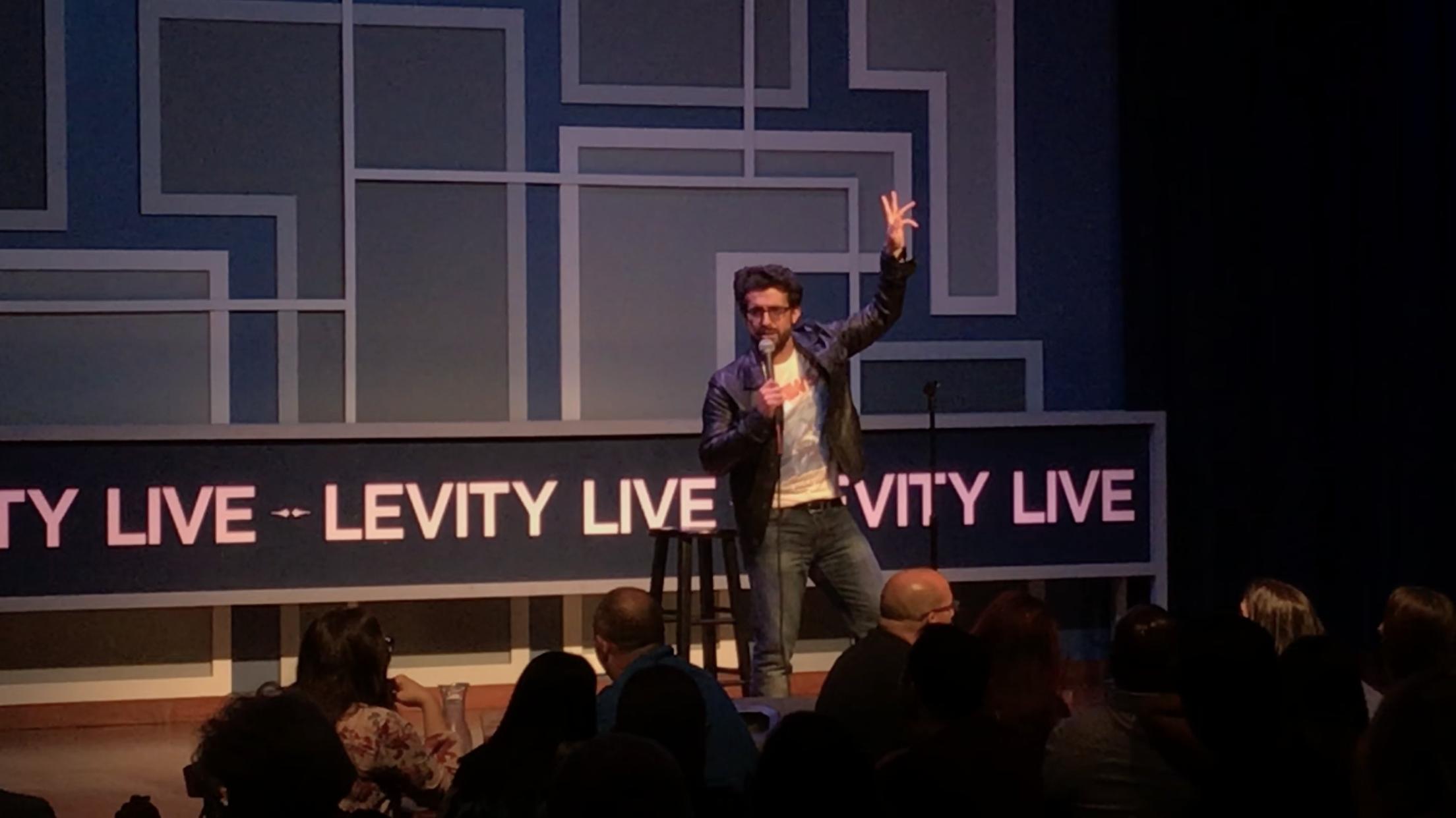 Levity Live - Nyack, NY