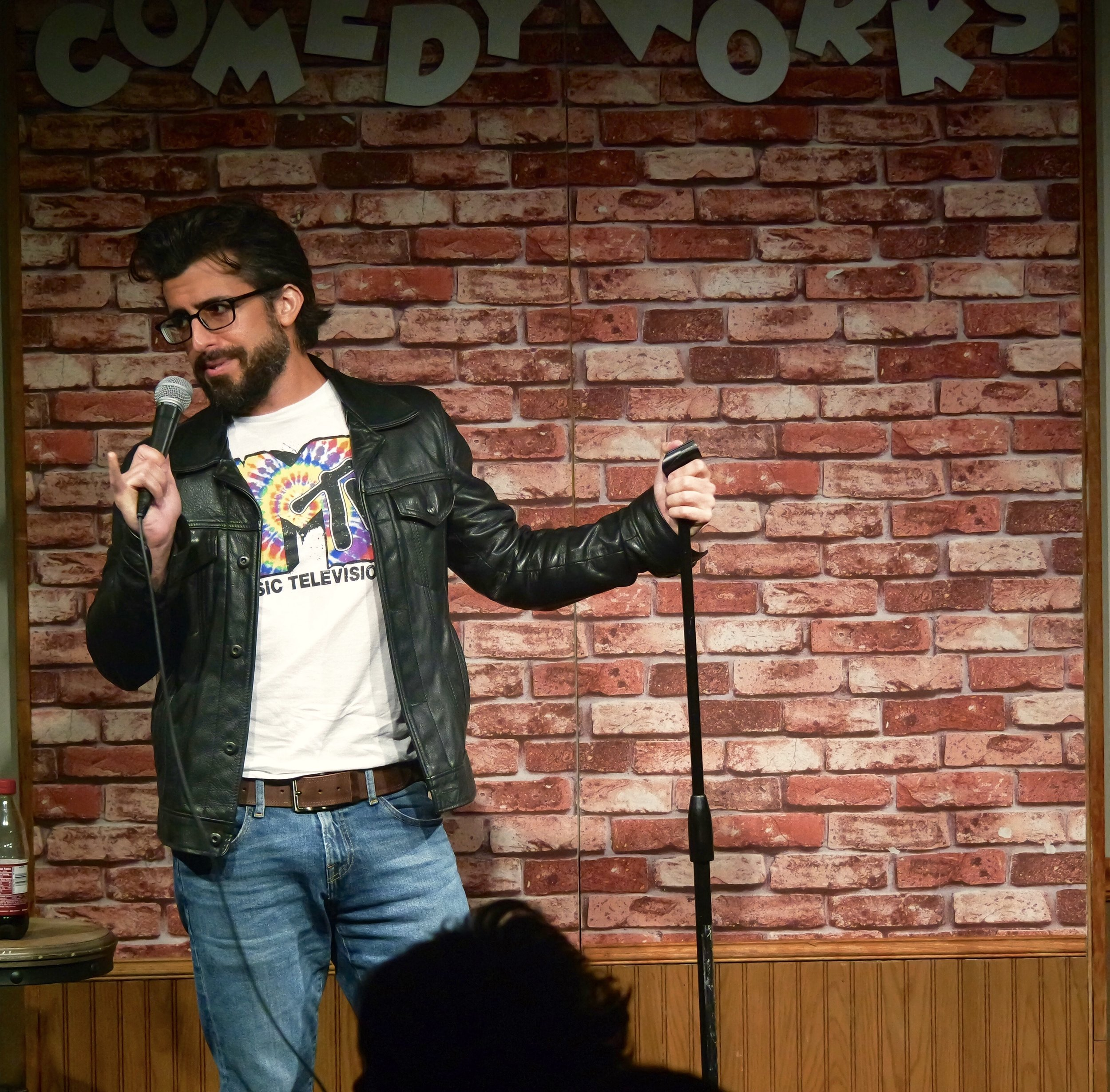The Comedy Works - Bristol, PA