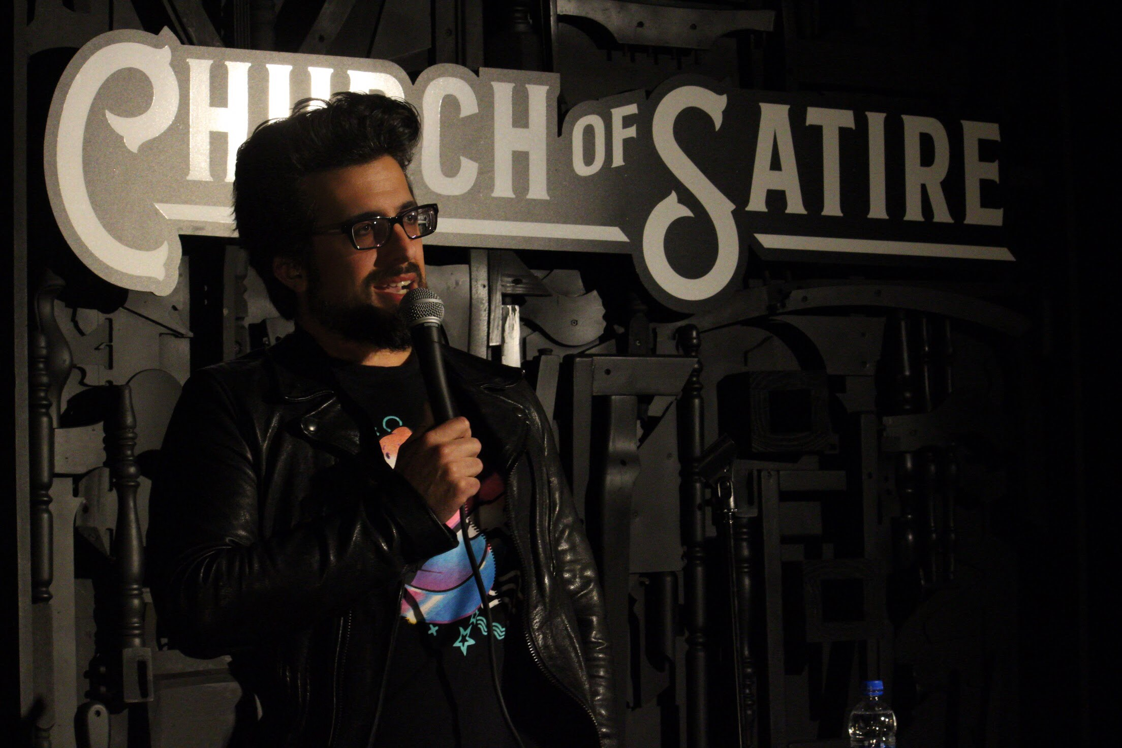 The Church of Satire Comedy club - Hanover, PA