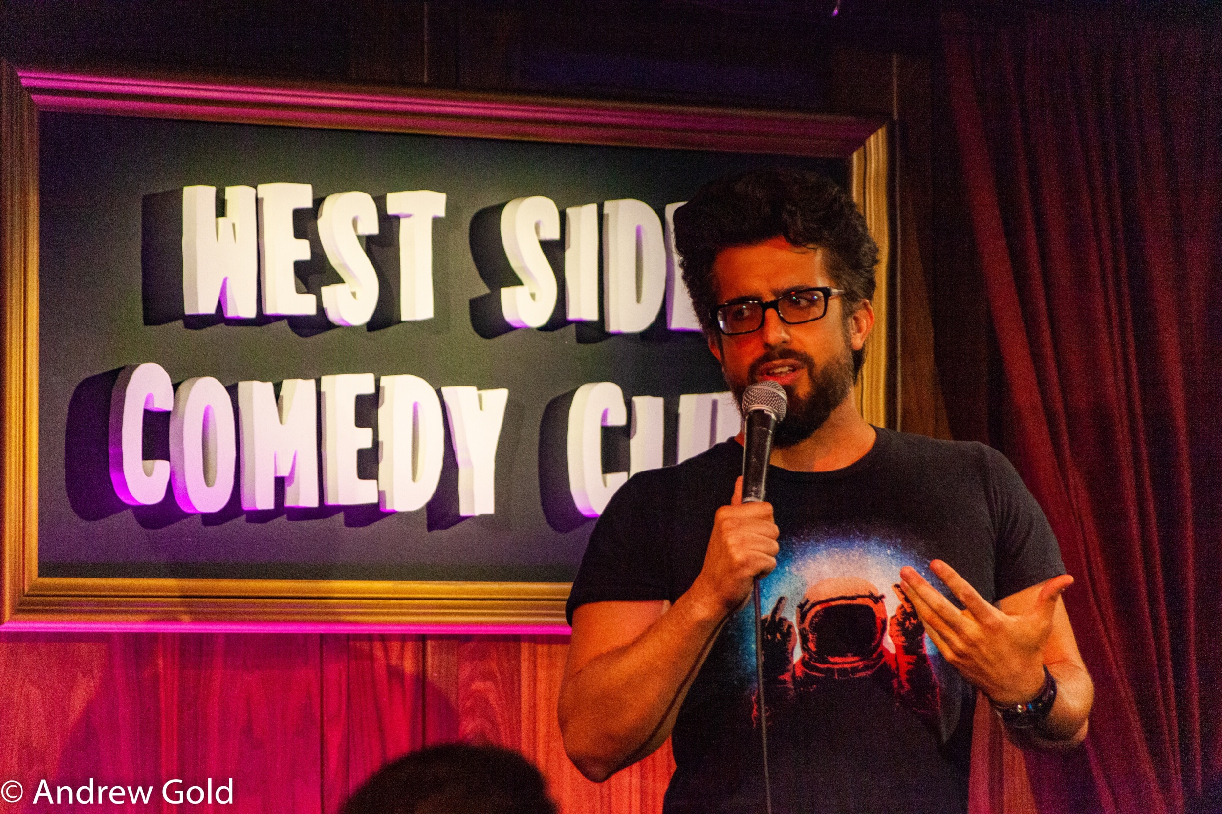 West Side Comedy Club - New York, NY