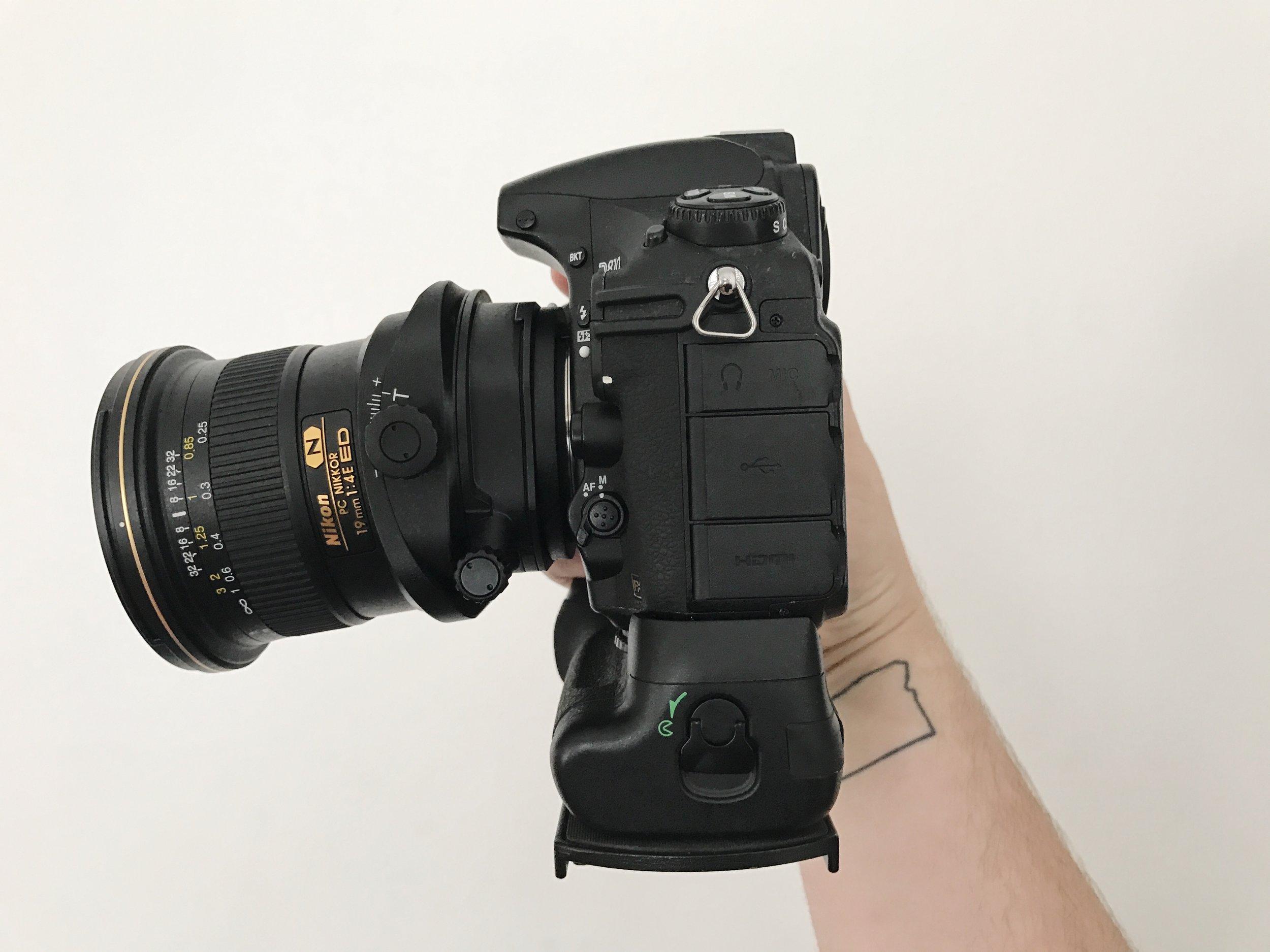 Runner Up: My First Tilt Shift Lens, the new Nikkor 19mm PC