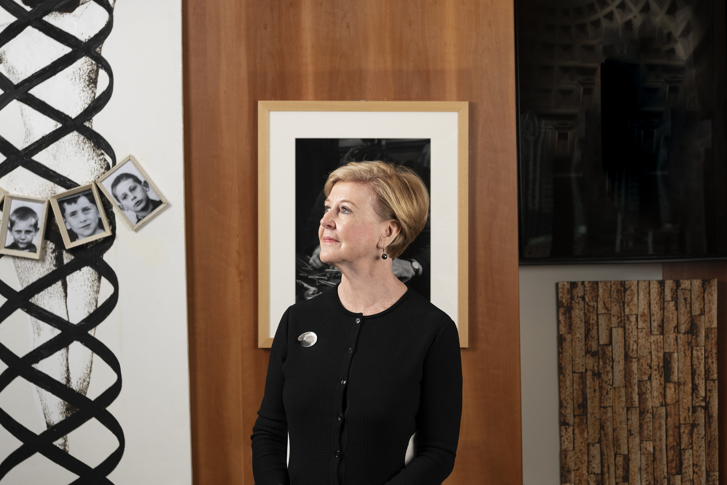 Emeritus Professor Gillian Triggs