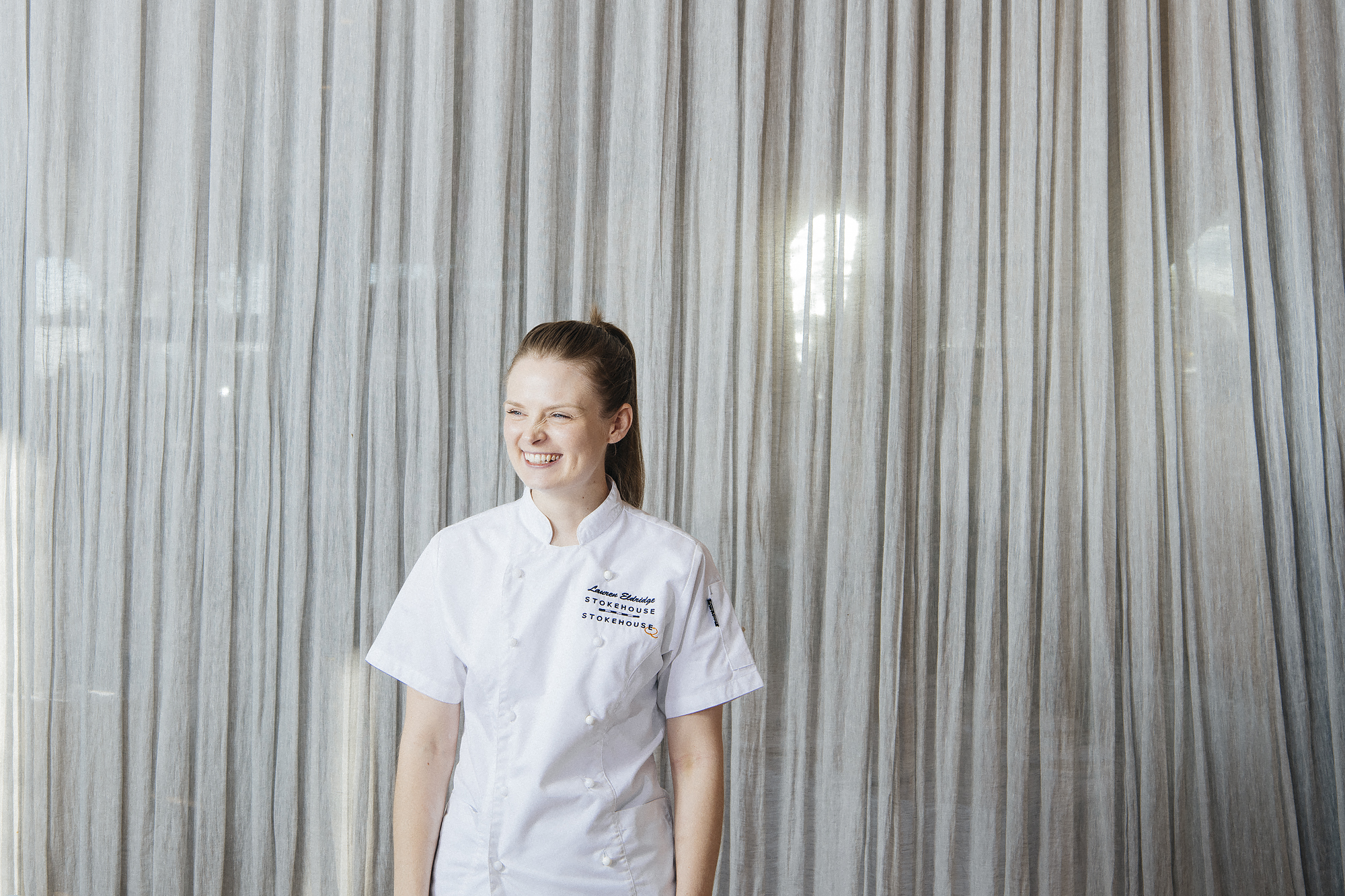 Pastry Chef Lauren Eldridge
